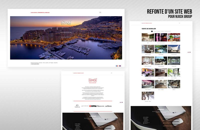 refonte site internet wordpress marseille