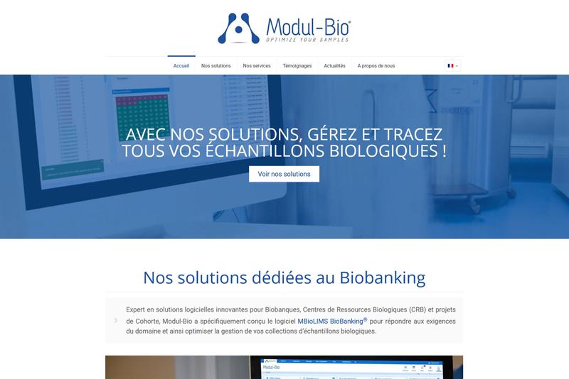 creation site internet marseille laboratoire