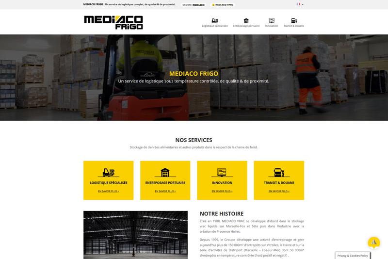 création Site internet wordpress marseille