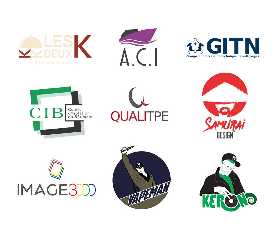 création de logo marseille